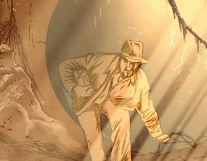 STEVEN SPIELBERG - An Animated Tribute