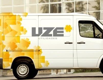UZE - IDENTIDADE VISUAL