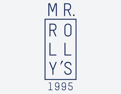 Mr.Rolly's Branding Identity