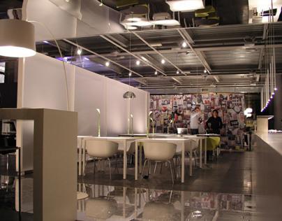 ELLE DECOR CAFFE at SALONE DEL MOBILE OFF in MILAN (IT)