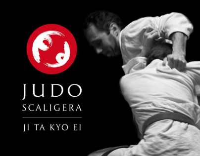 Judo Scaligera - Brand image