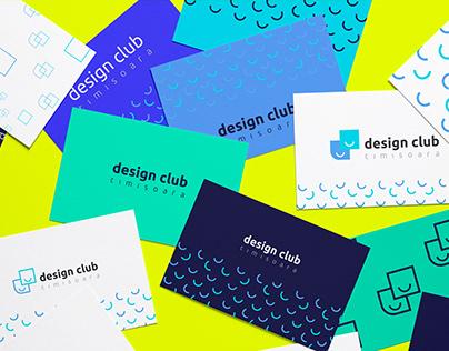 Full Branding - Design Club TImisoara