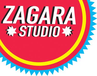 Zagara Studio Identity