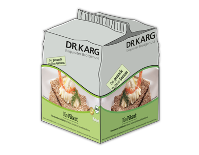DR. KARG | Packaging Pitch