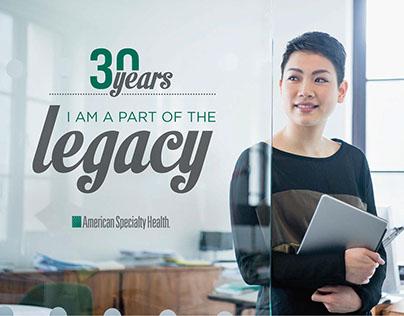 Anniversary Branding