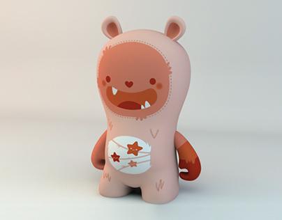 Guri Custom Toy | Seymour