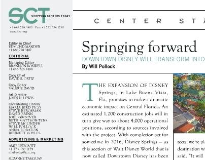 """Springing Forward"" - Disney Springs"