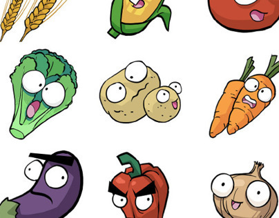 iPad game: Memory Farm animals
