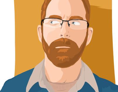 Self Portrait Feb 2014