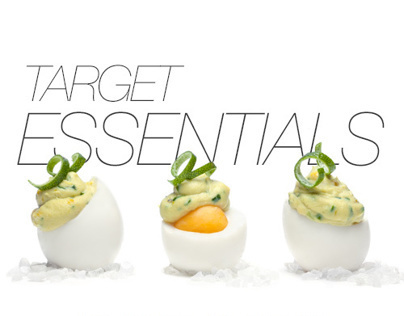 Target Essentials / Photo Shoot