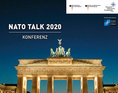 Nato Talk Konferenz Programmmaterial (DAG)