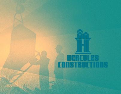 Hercules Constructions - Logo Design