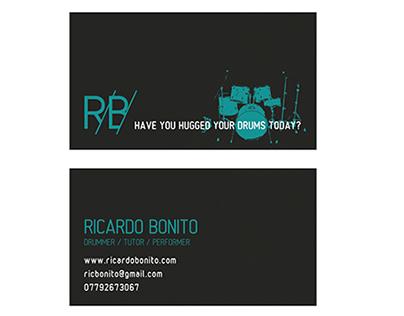 Ricardo Bonito Drummer