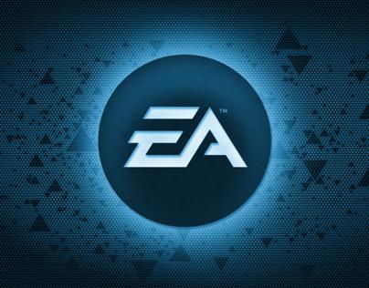 EA Booth at E3