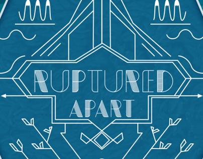 Ruptured Apart - Book Cover
