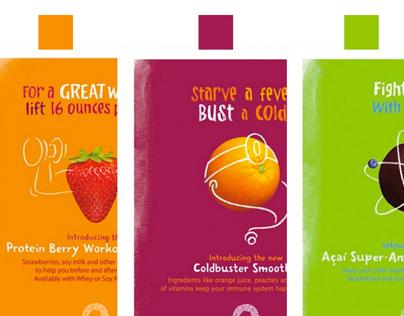 Fruitto Fresh & Healthy Drink