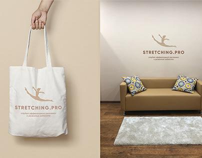 Stretching.Pro Branding
