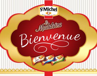 Application St Michel 'La Madeleine'