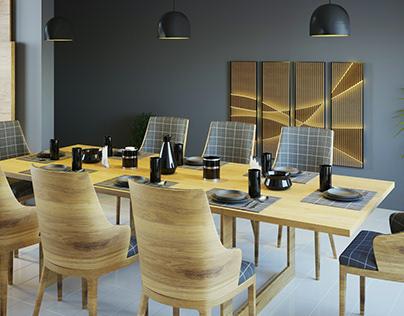 Dinning Area design