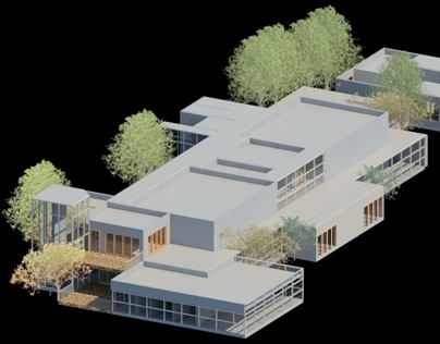 Audio & Visual Educational Building