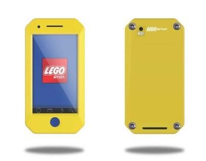 Lego Smart: modular phone concept