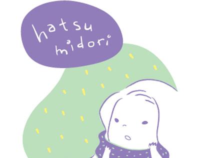 Hatsu Name Card