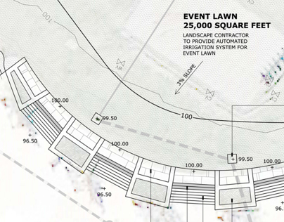 Event lawn - TOSV