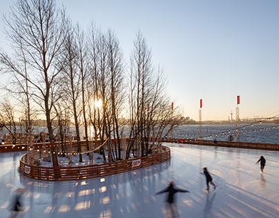 Sevkabel's Ice Rink
