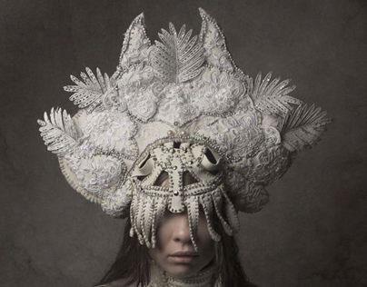 WHITE HUNTER / costumes by Agnieszka Osipa