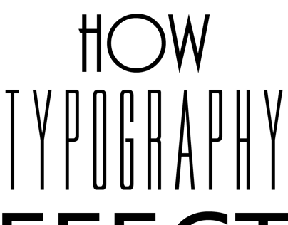 Typography (In Progress)