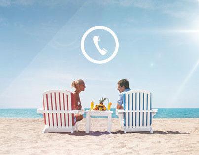 Letoonia Resorts Facebook Tab Design