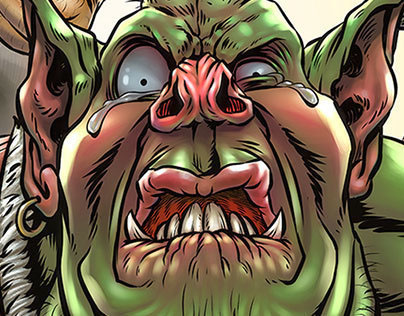 Real Orcs #1