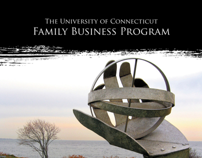 UConn Family Business Program Anniversary Publication