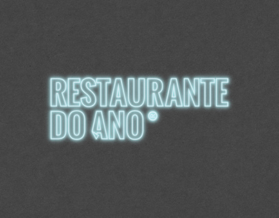 Branding Restaurante do Ano
