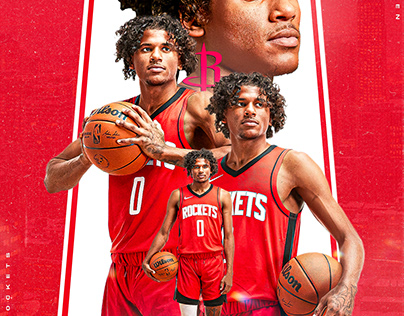 Jalen Green // Houston Rockets