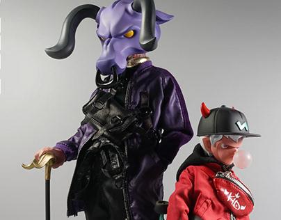 Bull & RedKid