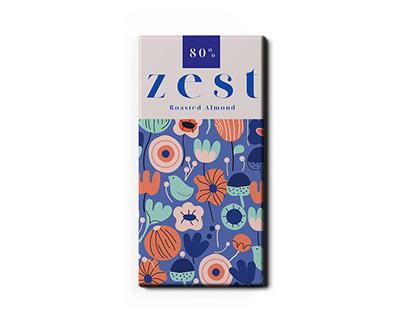 Zest - chocolate bar