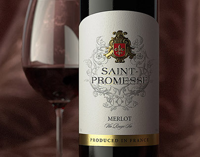 Saint-Promesse. French wines