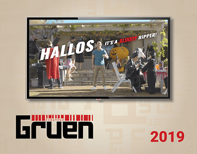 Hallos! (The Pitch, Gruen)