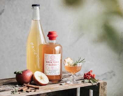 Gin & Tonic Glögg