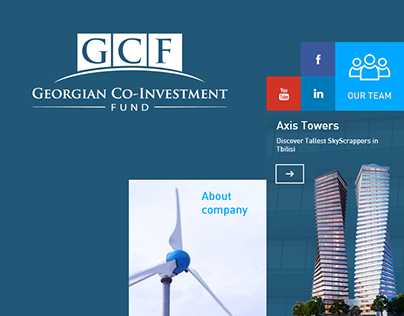 Georgian Co-Investment Fund - GCF