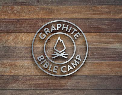 Graphite Bible Camp Rebrand