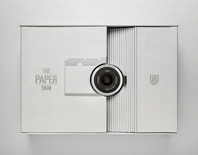The Paper Skin – Leica X2 Edition Fedrigoni