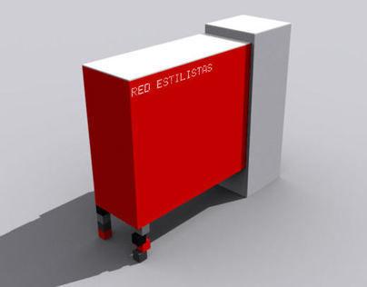 Mostrador Red Estilistas