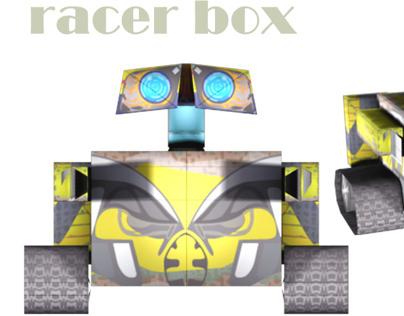 race box & flytitude
