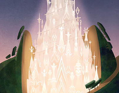 The Ivory Tower (The Neverending Story)