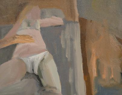 Winter 2014 - Selected Paintings