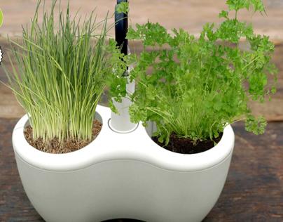 My Proganic Garden / Wiig Hansen + Pedersen