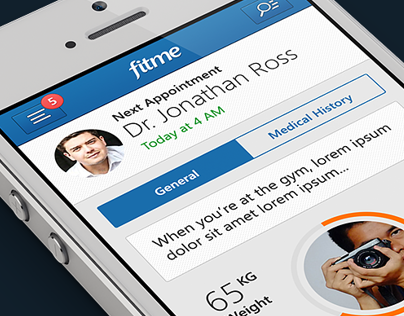 Fitme Health App