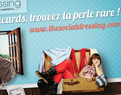 The Social Dressing - Annonce Presse
